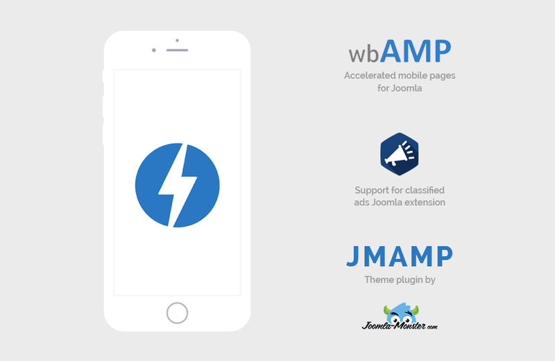 wbAMP + JMAMP + DJ-Classifieds logos
